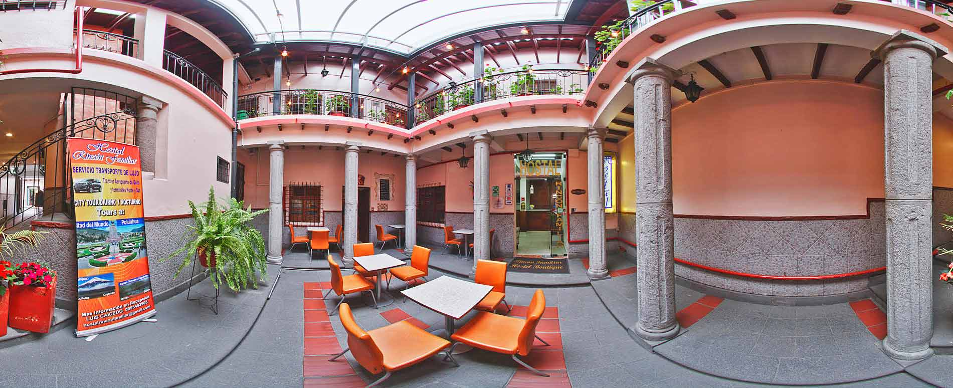 Hostel Boutique in Quito